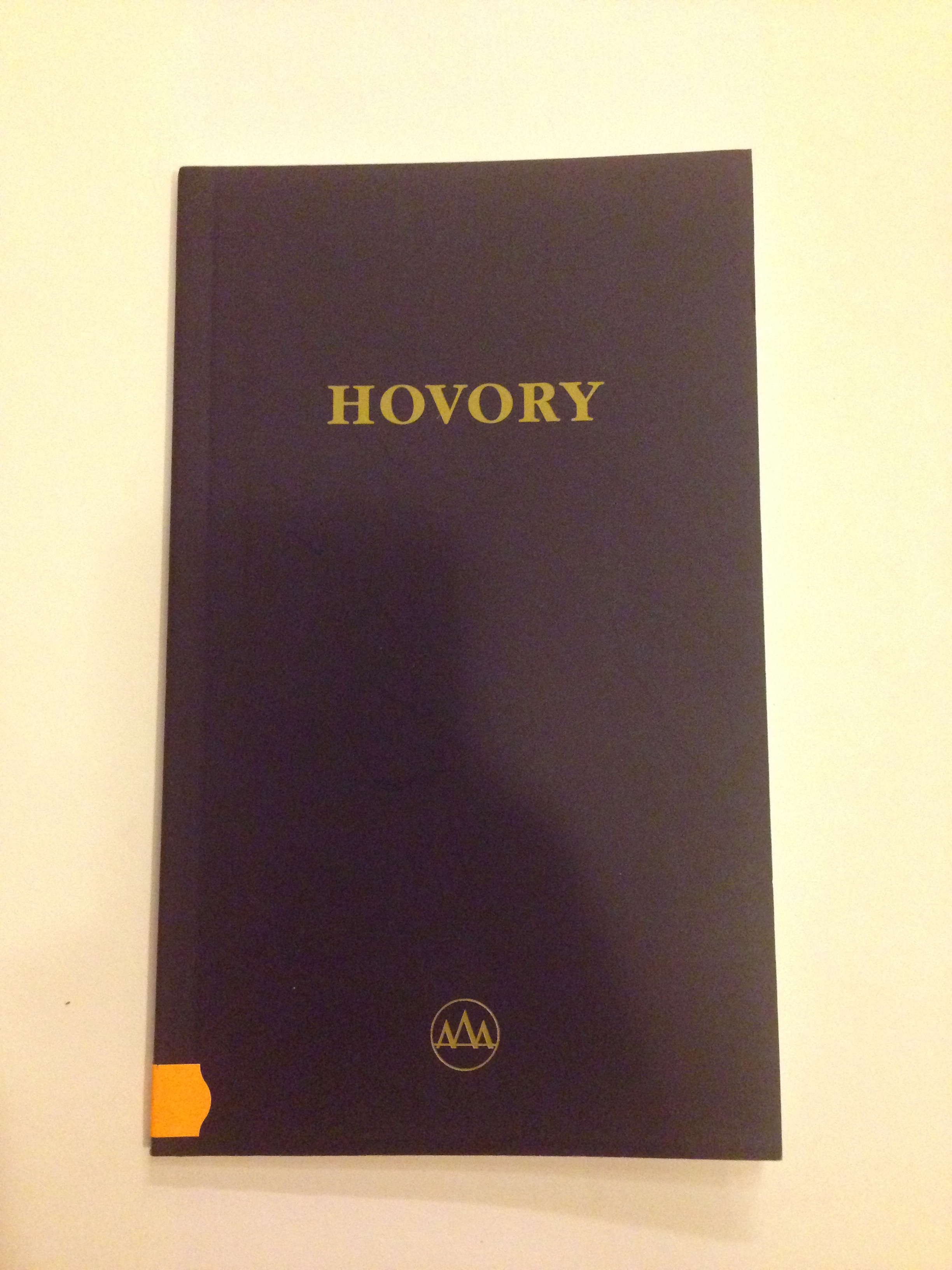 Hovory