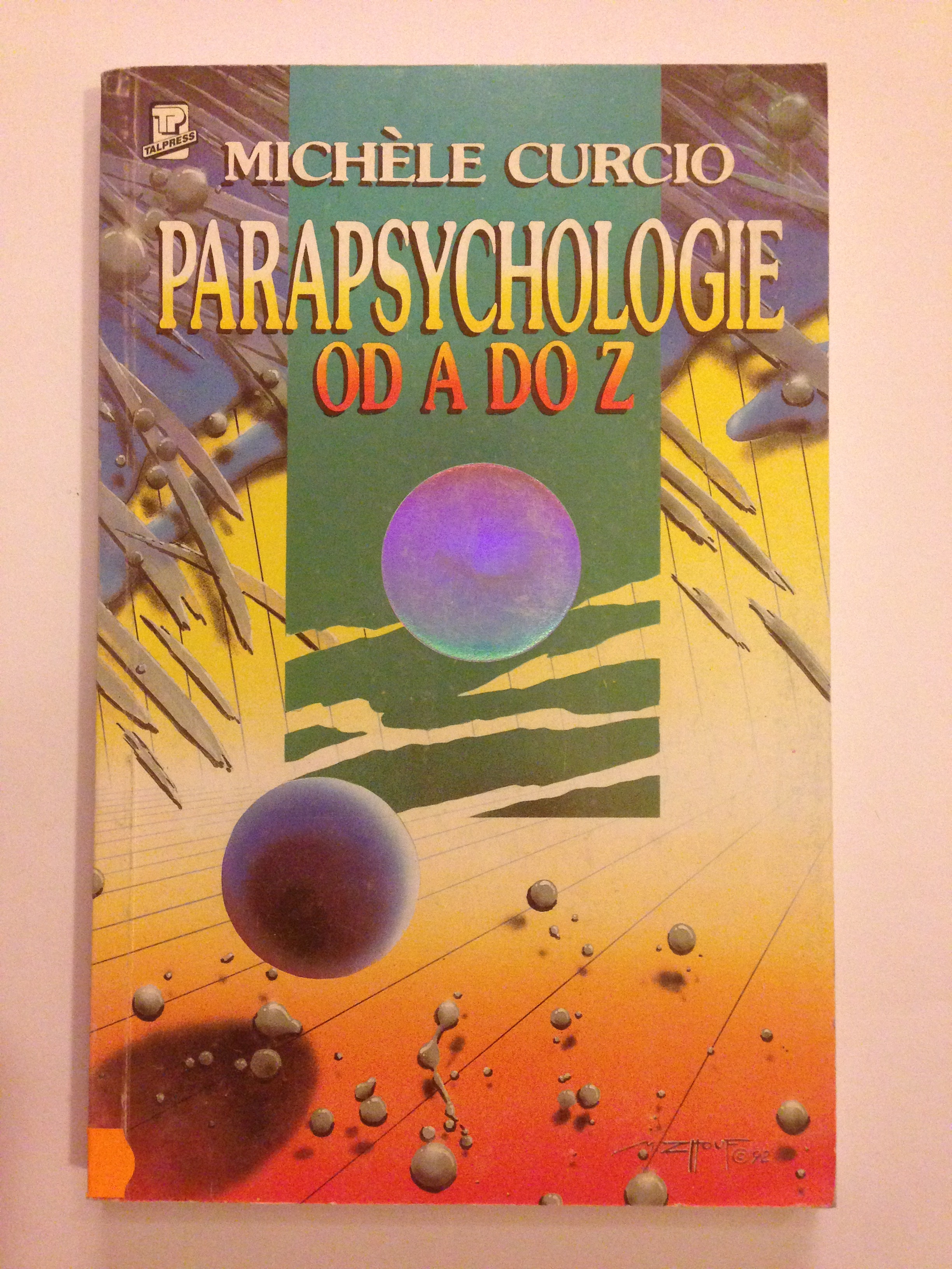 Parapsychologie od A do Z