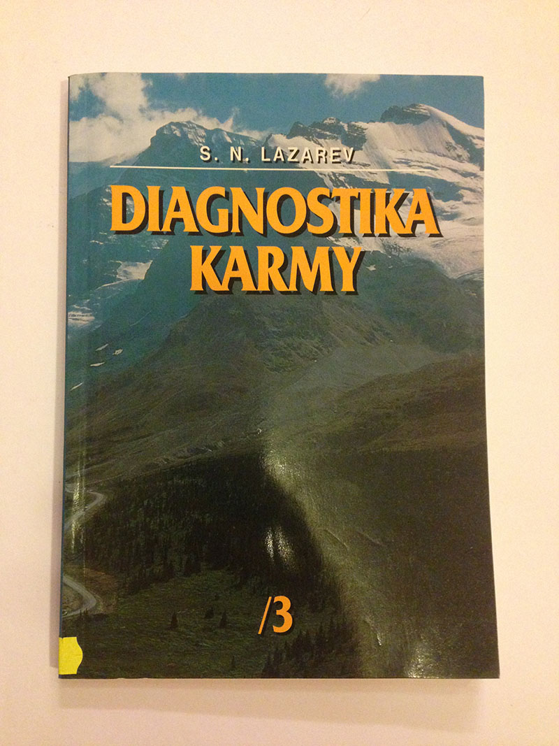 Diagnostika karmy 3