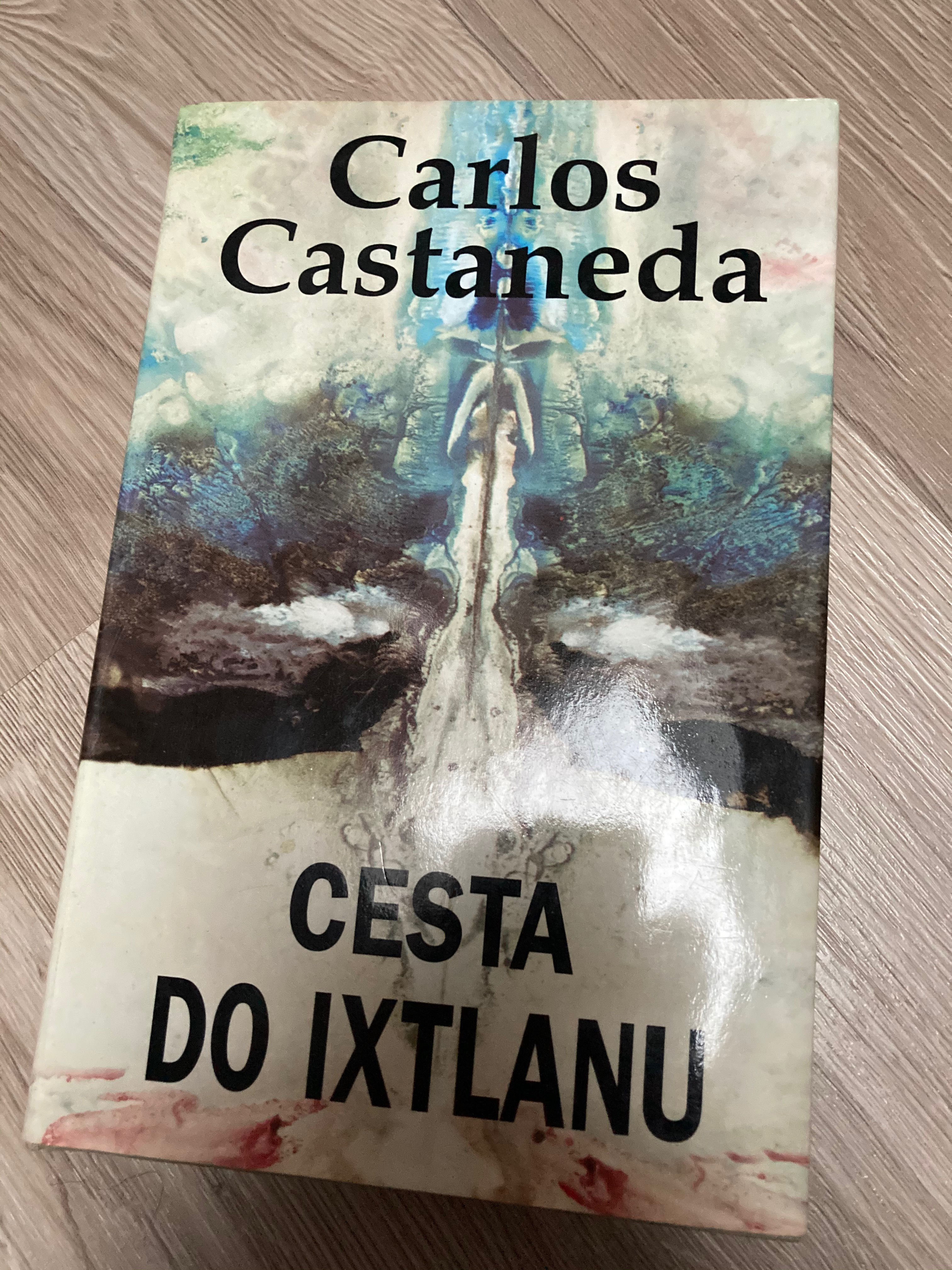 Cesta do Ixtlanu