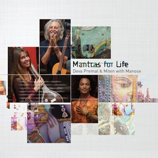 """Mantras for Life"" Premal a Miten with Manose"